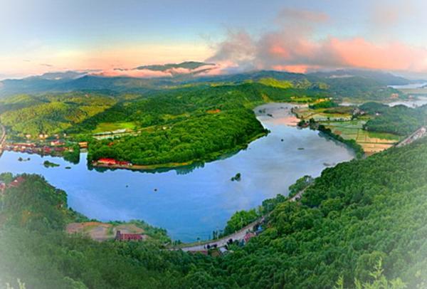 安庆花亭湖趣味运动会场地